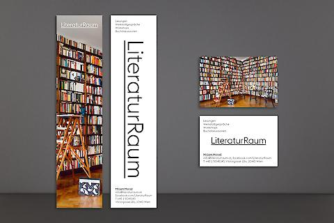 LiteraturRaum — Communication