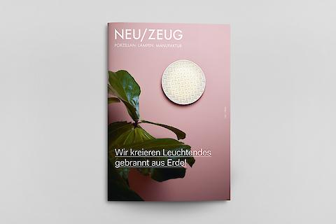 NEU/ZEUG — Communication, Corporate Design, Newspaper, Poster